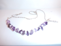 Amytheist & Peal bead