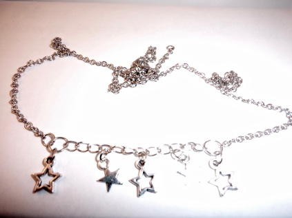 Stars Charm Necklace