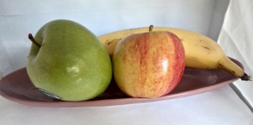 Musk Sweet Dish w fruit